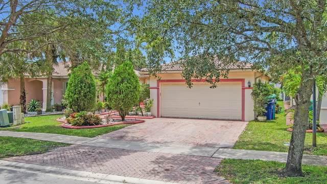 4602 SW 124th Terrace, Miramar, FL 33027 (#RX-10736900) :: DO Homes Group