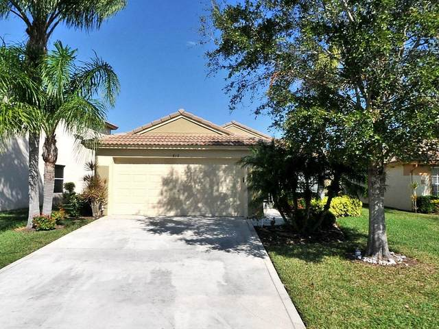 816 NW Greenwich Court NW, Port Saint Lucie, FL 34983 (MLS #RX-10736938) :: Castelli Real Estate Services