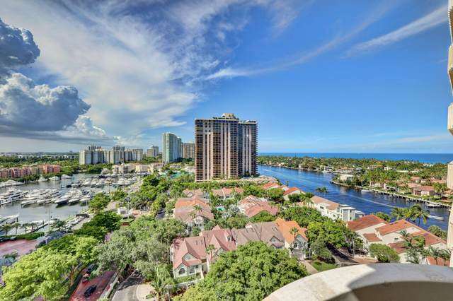 19355 Turnberry Way 14D, Aventura, FL 33180 (#RX-10737023) :: The Power of 2   Century 21 Tenace Realty
