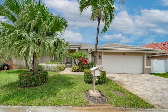 11731 SW 9th Court, Pembroke Pines, FL 33025 (MLS #RX-10737150) :: Castelli Real Estate Services