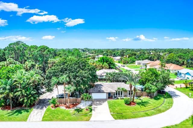 1098 SW Aurelia Avenue, Port Saint Lucie, FL 34953 (MLS #RX-10737228) :: Castelli Real Estate Services