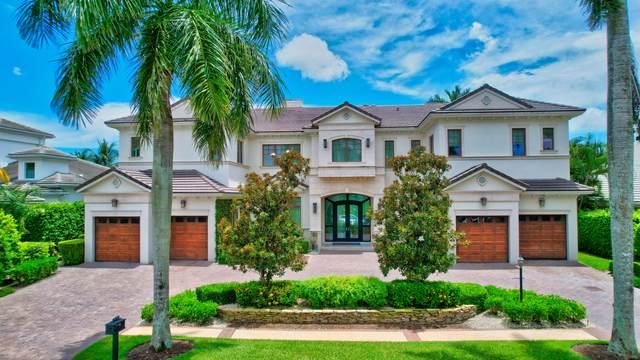 6836 Queenferry Circle, Boca Raton, FL 33496 (MLS #RX-10737244) :: Castelli Real Estate Services