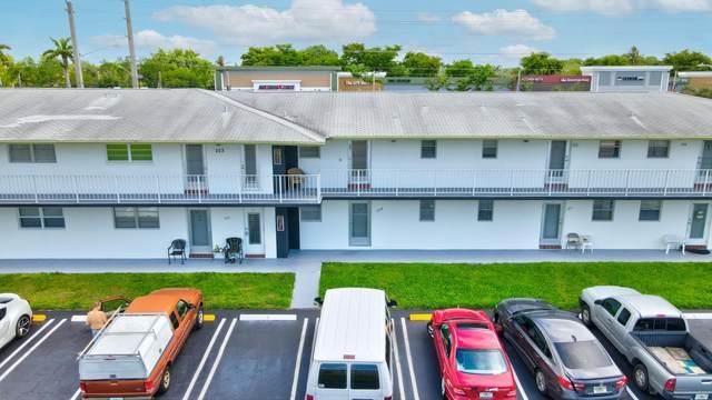 1113 Lake Terrace #204, Boynton Beach, FL 33426 (#RX-10737261) :: The Power of 2 | Century 21 Tenace Realty
