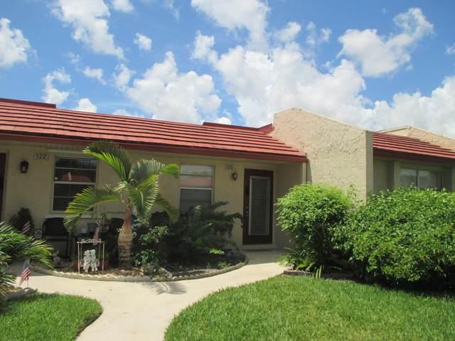 120 Lake Barbara Drive, West Palm Beach, FL 33411 (MLS #RX-10737473) :: Castelli Real Estate Services