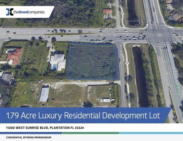 11200 W Sunrise Boulevard, Plantation, FL 33323 (MLS #RX-10737594) :: Castelli Real Estate Services
