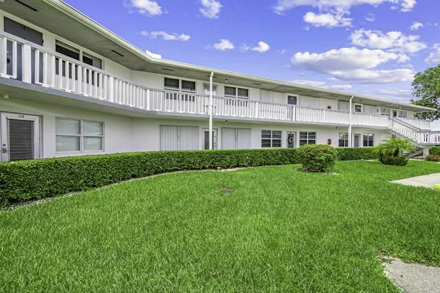 161 Somerset H, West Palm Beach, FL 33417 (#RX-10737621) :: IvaniaHomes | Keller Williams Reserve Palm Beach