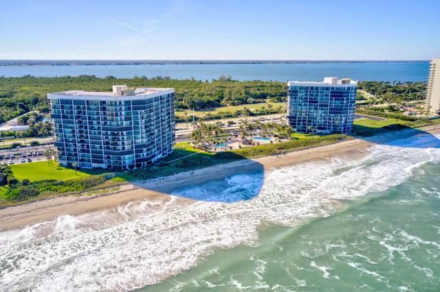 8800 S Ocean Drive #810, Jensen Beach, FL 34957 (#RX-10737622) :: IvaniaHomes   Keller Williams Reserve Palm Beach