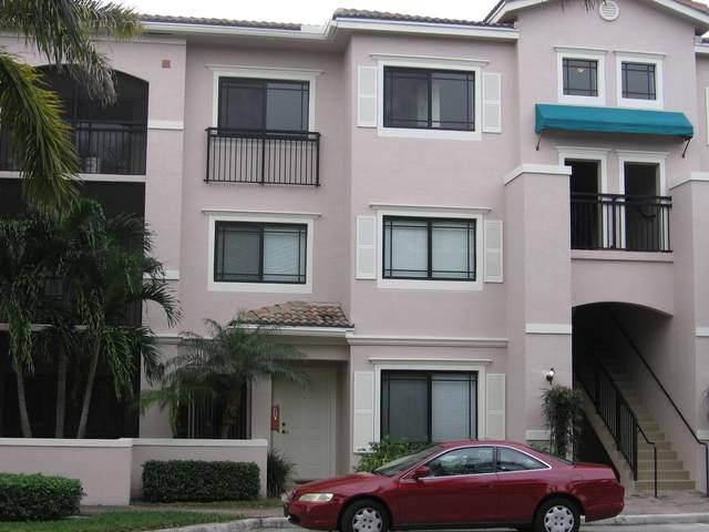 2803 Sarento Place #301, Palm Beach Gardens, FL 33410 (#RX-10737639) :: Heather Towe | Keller Williams Jupiter
