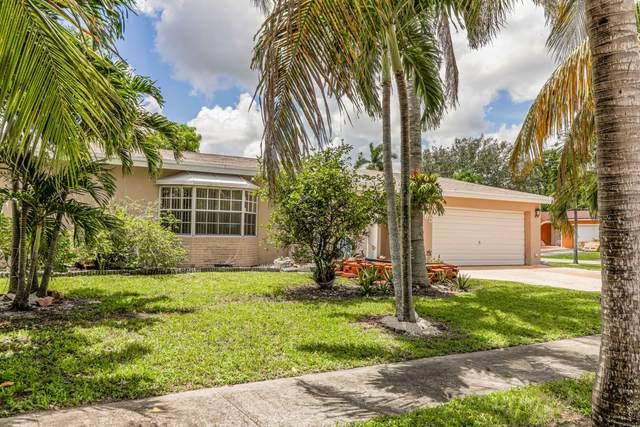 8760 NW 21st Street, Sunrise, FL 33322 (#RX-10737720) :: Baron Real Estate