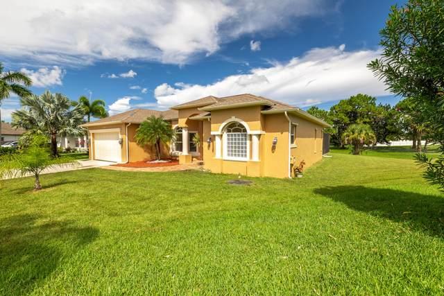 2465 SW Gay Circle, Port Saint Lucie, FL 34953 (MLS #RX-10737804) :: Castelli Real Estate Services