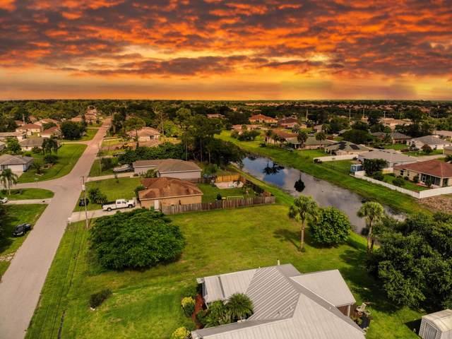 1041 SW Jacqueline Avenue, Port Saint Lucie, FL 34953 (MLS #RX-10737847) :: Castelli Real Estate Services