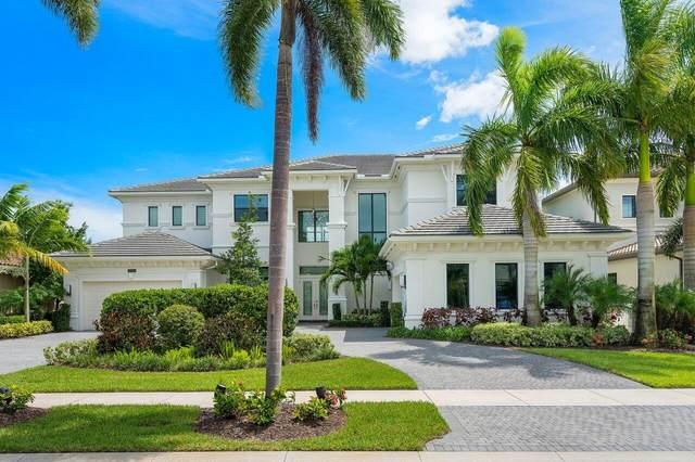 9544 Balenciaga Court, Delray Beach, FL 33446 (#RX-10737934) :: Posh Properties