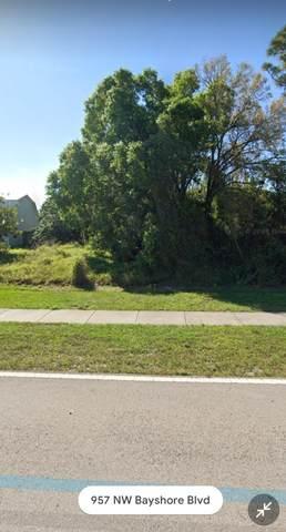 957 NW Bayshore Boulevard, Port Saint Lucie, FL 34983 (MLS #RX-10738056) :: Castelli Real Estate Services