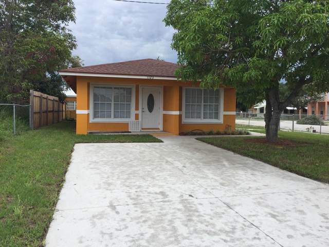 1123 Windsor Avenue, West Palm Beach, FL 33401 (MLS #RX-10738063) :: Berkshire Hathaway HomeServices EWM Realty