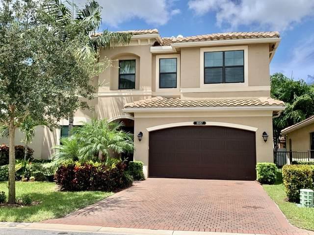 8087 Fire Opal Lane, Delray Beach, FL 33446 (#RX-10738157) :: Baron Real Estate