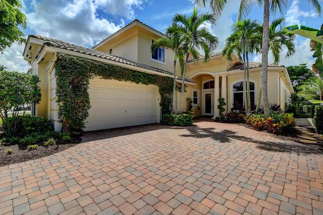 7884 Montecito Place, Delray Beach, FL 33446 (#RX-10738172) :: IvaniaHomes   Keller Williams Reserve Palm Beach