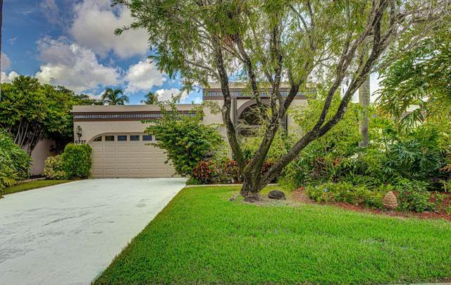 6727 Palermo Way, Lake Worth, FL 33467 (MLS #RX-10738315) :: Castelli Real Estate Services