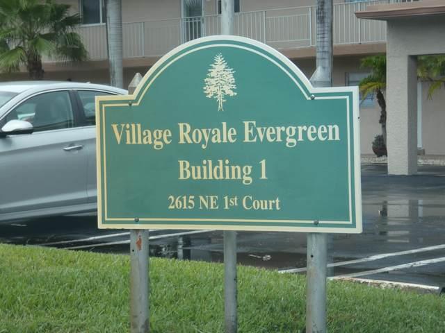 2615 NE 1st Court #303, Boynton Beach, FL 33435 (#RX-10738437) :: IvaniaHomes | Keller Williams Reserve Palm Beach