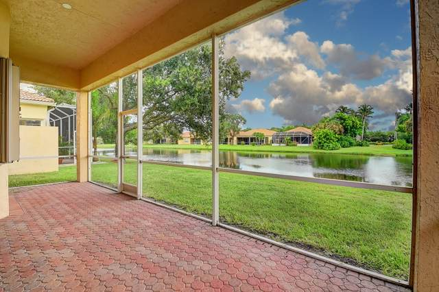 15850 Vivanco Street, Delray Beach, FL 33446 (#RX-10738441) :: Heather Towe | Keller Williams Jupiter