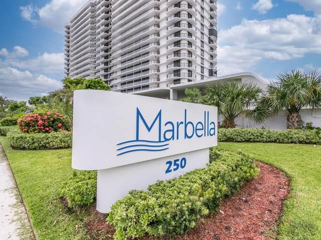 250 S Ocean Boulevard 3 G, Boca Raton, FL 33432 (#RX-10738495) :: IvaniaHomes | Keller Williams Reserve Palm Beach