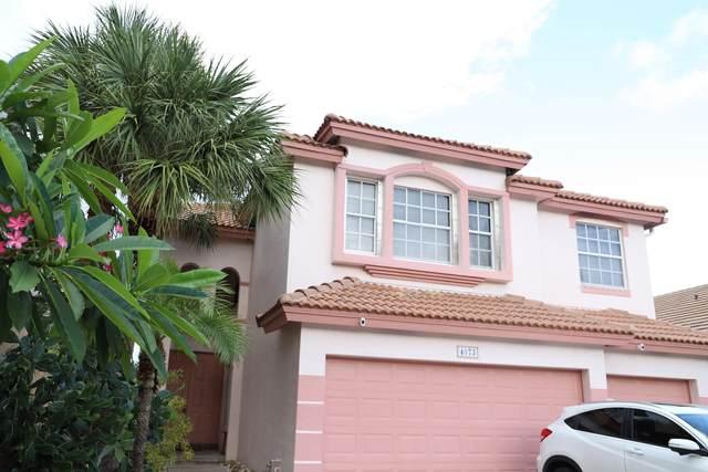 4073 Plumbago Place, Lake Worth, FL 33462 (#RX-10738496) :: Baron Real Estate