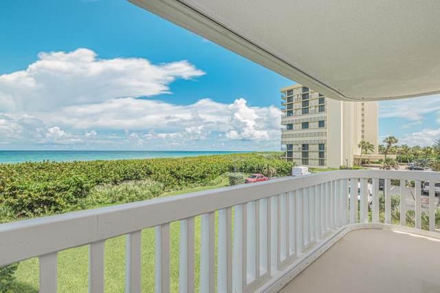 9960 S Ocean Drive #203, Jensen Beach, FL 34957 (#RX-10738721) :: Heather Towe | Keller Williams Jupiter