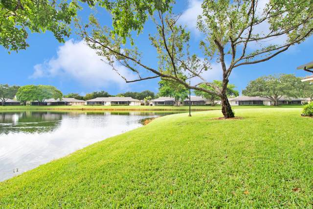 18548 Hidden Way C, Boca Raton, FL 33496 (#RX-10738757) :: Michael Kaufman Real Estate
