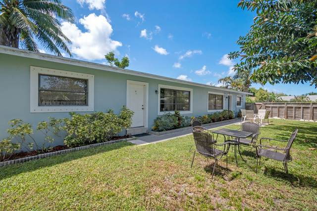 816 Northview Drive A (And B), Jupiter, FL 33458 (MLS #RX-10738854) :: Castelli Real Estate Services