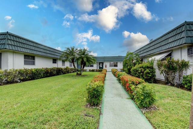 61 Waterford C, Delray Beach, FL 33446 (#RX-10738899) :: The Power of 2   Century 21 Tenace Realty