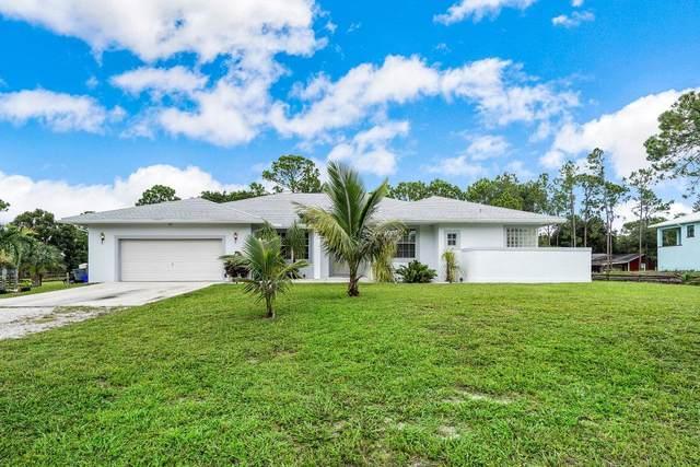 12725 54th Street N, West Palm Beach, FL 33411 (MLS #RX-10738945) :: Castelli Real Estate Services