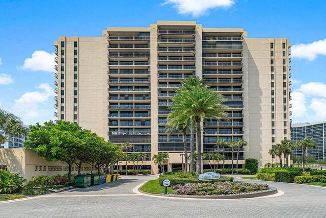4748 S Ocean Boulevard #505, Highland Beach, FL 33487 (#RX-10738964) :: IvaniaHomes | Keller Williams Reserve Palm Beach