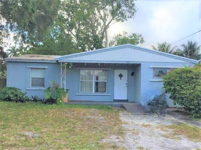 100 NW 53rd Court, Oakland Park, FL 33309 (#RX-10738989) :: Michael Kaufman Real Estate