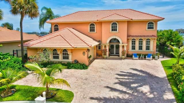 2 Lakeside Palms Court, Lake Worth Beach, FL 33460 (#RX-10739028) :: The Reynolds Team   Compass