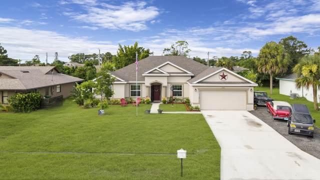 1022 SW London Lane, Port Saint Lucie, FL 34953 (MLS #RX-10739131) :: The Jack Coden Group