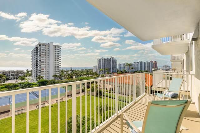 3020 NE 32 Avenue #903, Fort Lauderdale, FL 33308 (#RX-10739221) :: Heather Towe   Keller Williams Jupiter