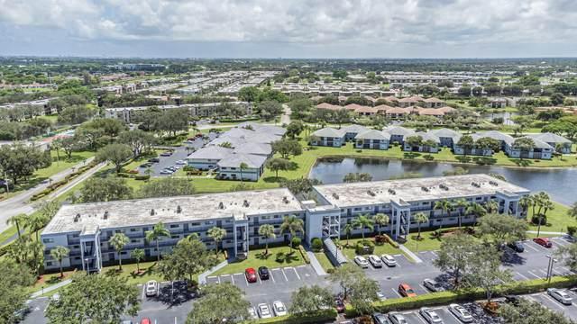 15355 Lakes Of Delray Boulevard #207, Delray Beach, FL 33484 (#RX-10739311) :: Heather Towe | Keller Williams Jupiter
