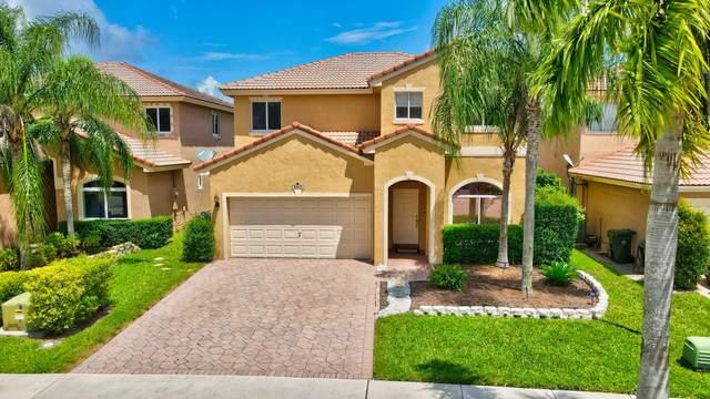 5012 Pebblebrook Terrace, Coconut Creek, FL 33073 (MLS #RX-10739436) :: Castelli Real Estate Services
