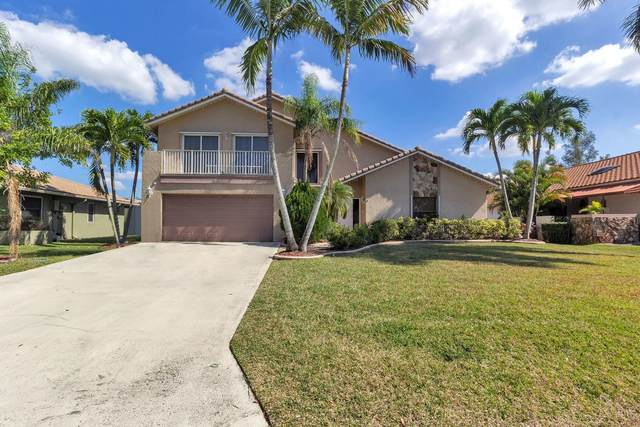 1877 NW 107th Drive, Coral Springs, FL 33071 (#RX-10739440) :: Posh Properties