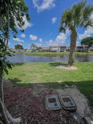 408 Saxony I, Delray Beach, FL 33446 (MLS #RX-10739445) :: Castelli Real Estate Services