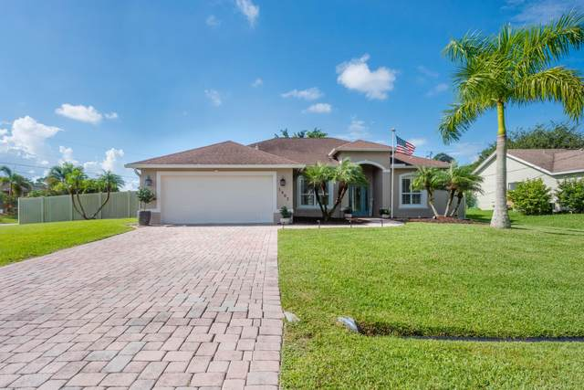 1802 SW Altman Avenue, Port Saint Lucie, FL 34953 (MLS #RX-10739514) :: Castelli Real Estate Services