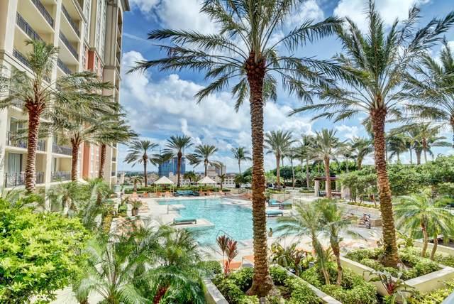 550 Okeechobee Boulevard #1013, West Palm Beach, FL 33401 (#RX-10739542) :: Heather Towe   Keller Williams Jupiter