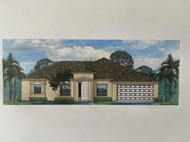 2402 SW Humber Court, Port Saint Lucie, FL 34953 (#RX-10739590) :: Michael Kaufman Real Estate
