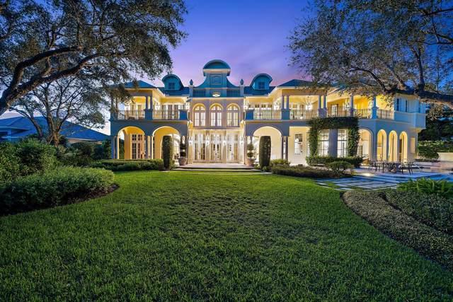 12048 SE Intracoastal Terrace, Tequesta, FL 33469 (MLS #RX-10739719) :: Berkshire Hathaway HomeServices EWM Realty