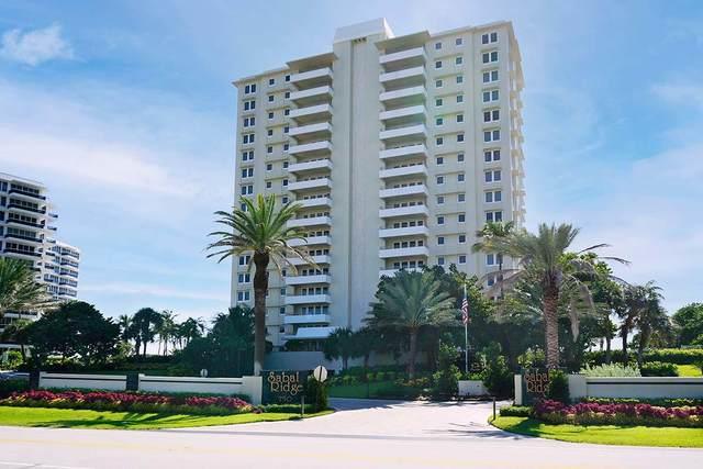 750 S Ocean Boulevard 5N, Boca Raton, FL 33432 (#RX-10739816) :: IvaniaHomes | Keller Williams Reserve Palm Beach