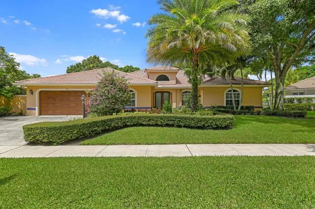 2974 Needham Court, Delray Beach, FL 33445 (MLS #RX-10739822) :: Berkshire Hathaway HomeServices EWM Realty