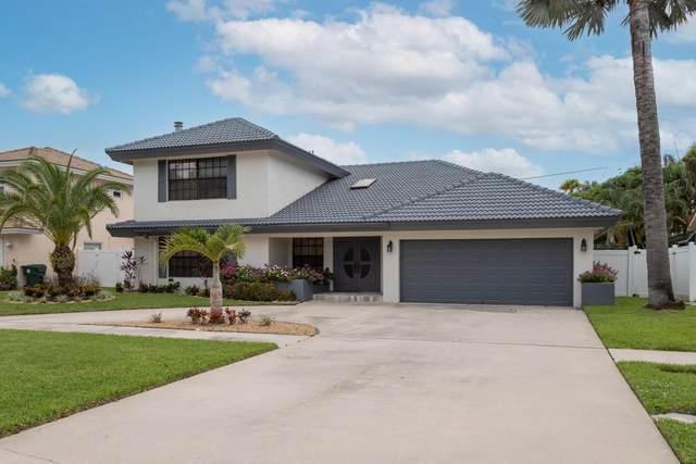 291 N Country Club Boulevard, Boca Raton, FL 33487 (#RX-10739902) :: The Reynolds Team   Compass