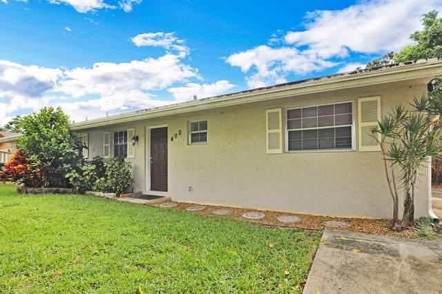 400 Jennings Avenue, Greenacres, FL 33463 (#RX-10739957) :: Baron Real Estate