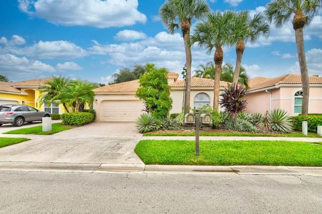 5111 Ventura Drive, Delray Beach, FL 33484 (MLS #RX-10739983) :: Berkshire Hathaway HomeServices EWM Realty