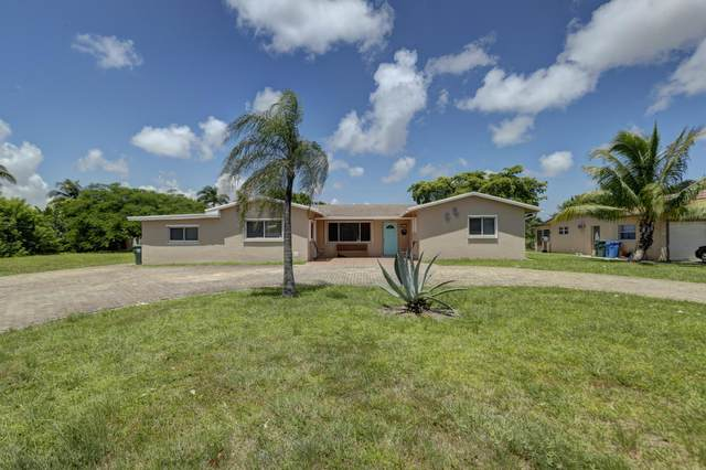 121 NW 36th Street, Oakland Park, FL 33309 (#RX-10739999) :: Baron Real Estate