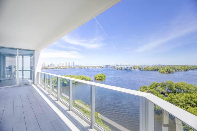 17111 Biscayne Boulevard #702, North Miami Beach, FL 33160 (#RX-10740000) :: Heather Towe | Keller Williams Jupiter
